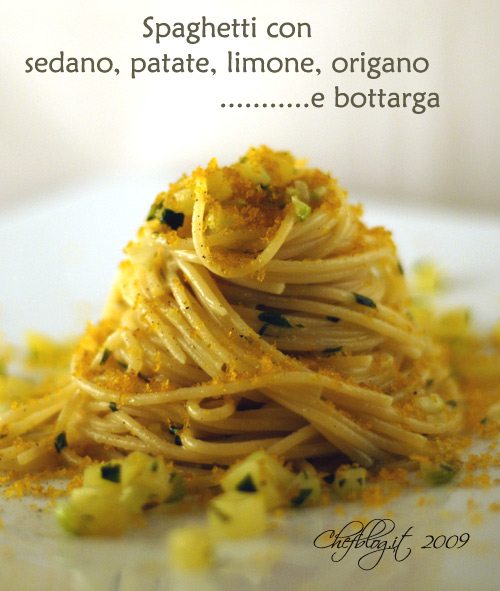 Bottarga di muggine pasta recipes