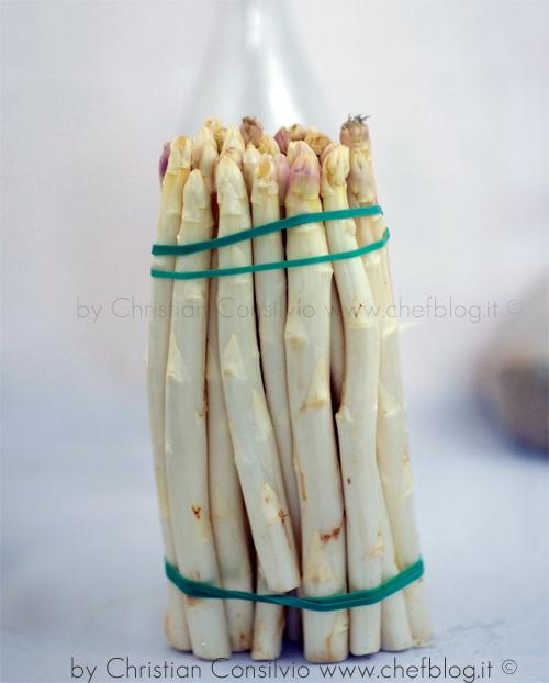 Come preparare gli asparagi