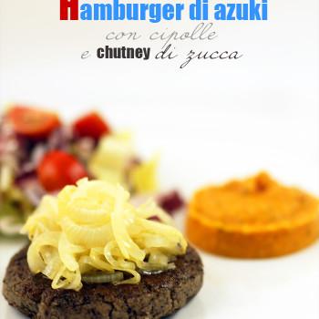 Hamburger di azuki