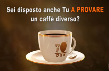 Caffè al Ganoderma DXN