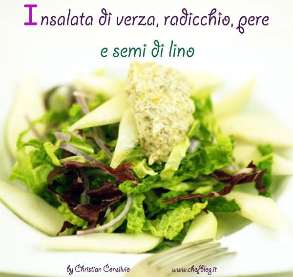 insalata verza-lino