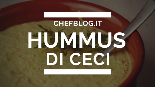 Video Hummus di ceci