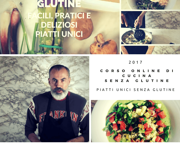 Corso Di Cucina Senza Glutine Online