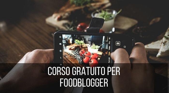 corso foodblogger e instagram